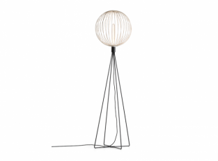 Stojací lampa Wiro Globe