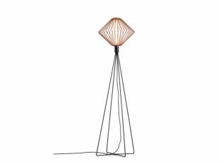 Stojací lampa Wiro Diamond