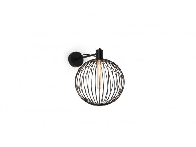 Nástěnná lampa Wiro Globe