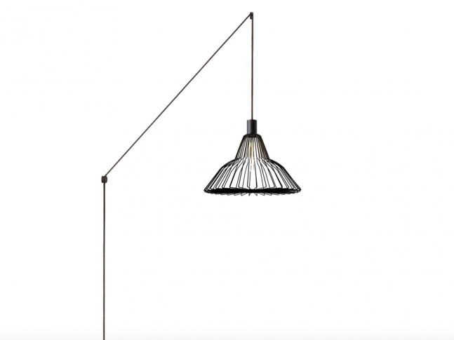 Závěsná lampa Wiro Plug + Play