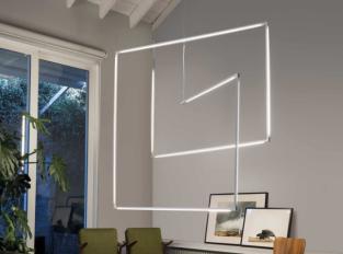 Závěsné svítidlo LINESCAPES SYSTEM