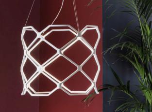 Závěsná lampa TITIA
