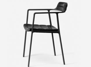 Kožená židle VIPP451