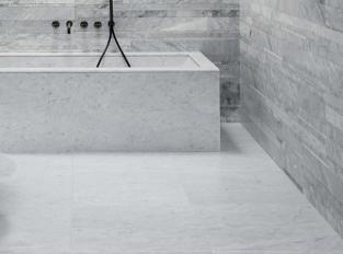 Dlaždice Bianco Carrara Lithoverde