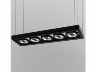 Závěsná lampa Cadra X5 230V Suspended