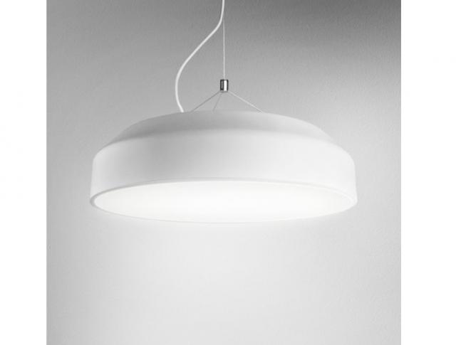 Závěsná lampa Maxi Ring LED