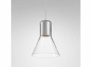 Závěsná lampa Modern Glass Flared GU10