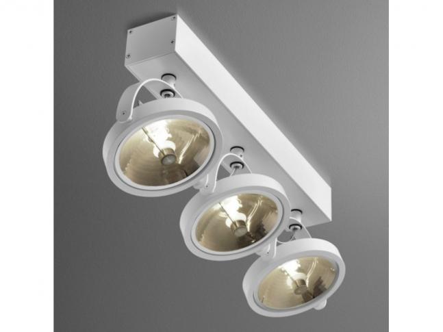 Stropní lampa Ceres Trio