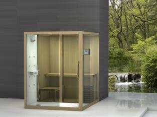 Sprcha/sauna Bambooki