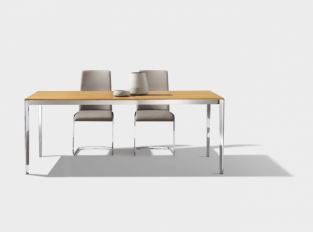 Stůl Tak Metal Leg