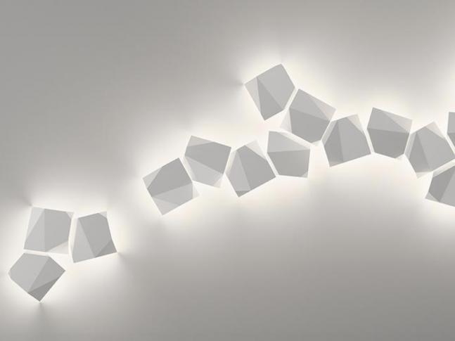 Venkovní lampa Origami