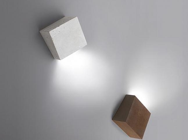 Venkovní nástěnná lampa Break