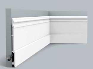 Podlahová lišta SX191 HIGH RISE