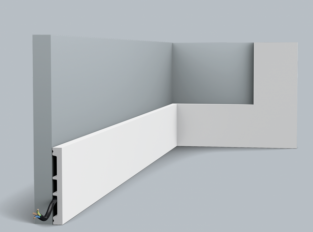 Lemovací lišta SX163 SQUARE