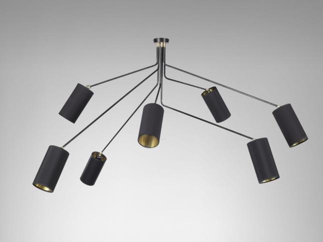 Závěsná lampa Array Cotton