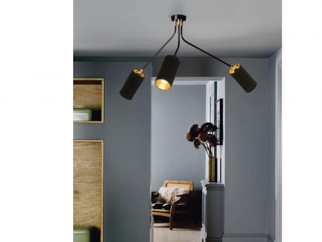 Závěsná lampa Array Mini Cotton