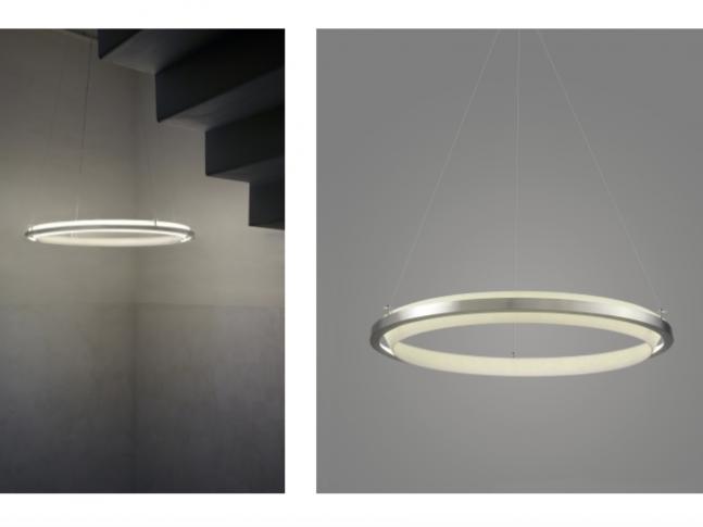 Závěsná lampa Nimba