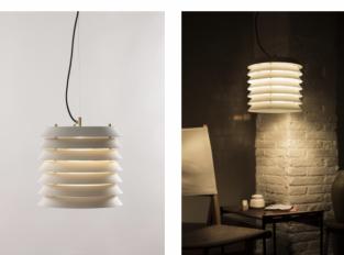 Závěsná lampa Maija