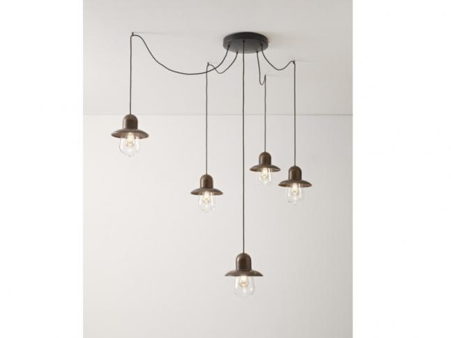 Závěsná lampa GUINGUETTE