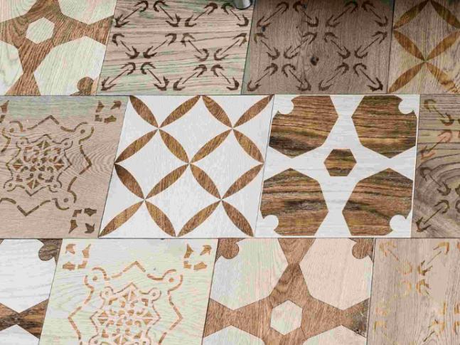 Dřevěná podlaha Fusion alpes Cucine