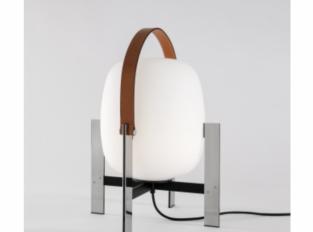 Stolní lampa Cesta Metálica
