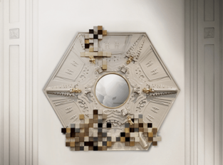 Zrcadlo Piccadily