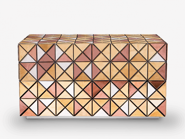 Noční stolek Pixel