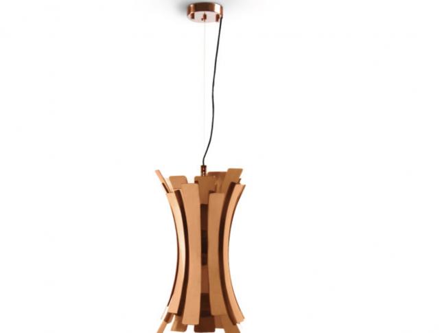 Závěsná lampa Etta