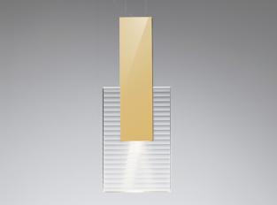 Závěsná lampa AMULETTE F56