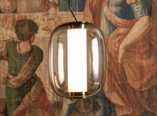 Závěsná lampa Meridiano