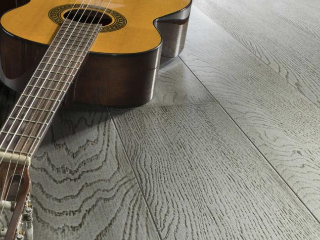 Dřevěná podlaha Oak Polka
