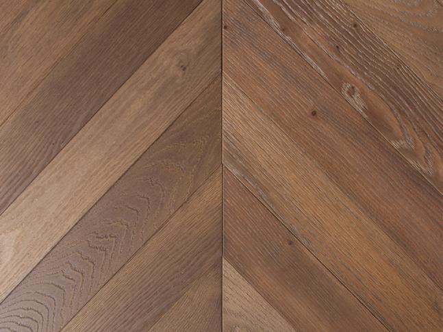 Dřevěná podlaha Oak Corten