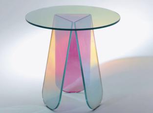 Odkládací stolek Shimmer