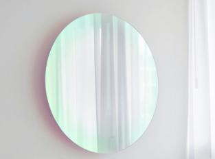 Zrcadlo Shimmer Mirror Round