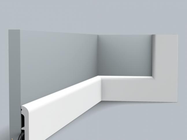 Podlahová lišta SX183 CASCADE