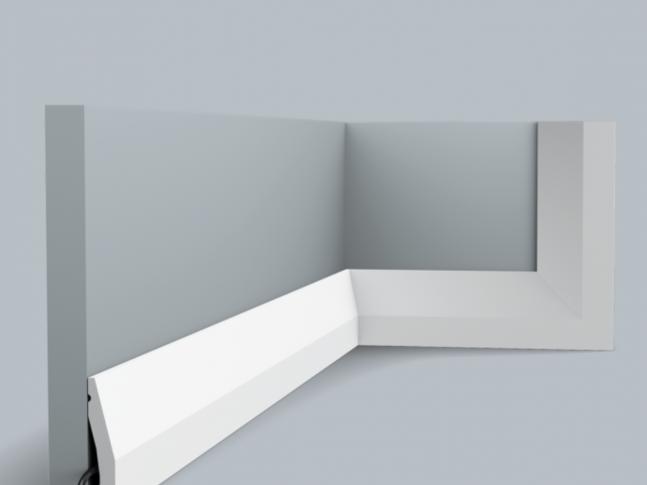 Podlahová lišta SX159