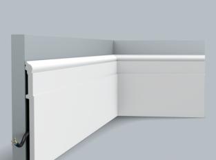 Podlahová lišta SX156 HIGH HEELS