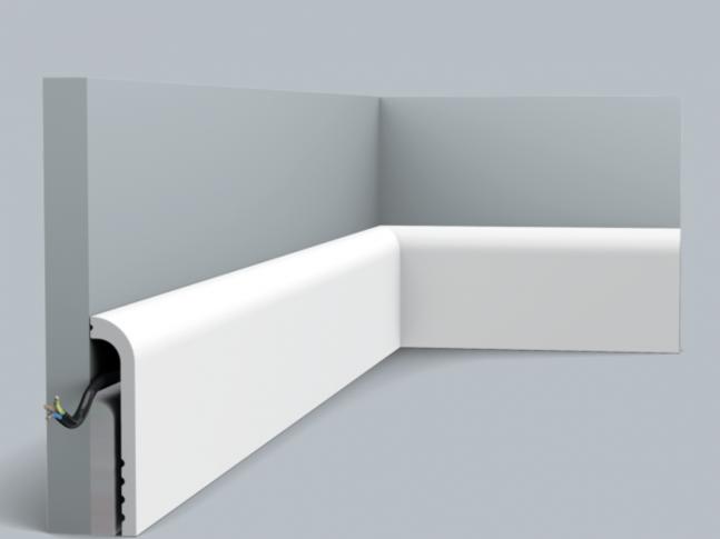 Podlahová lišta SX185 CASCADE