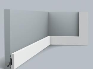 Podlahové lišta SX162 SQUARE