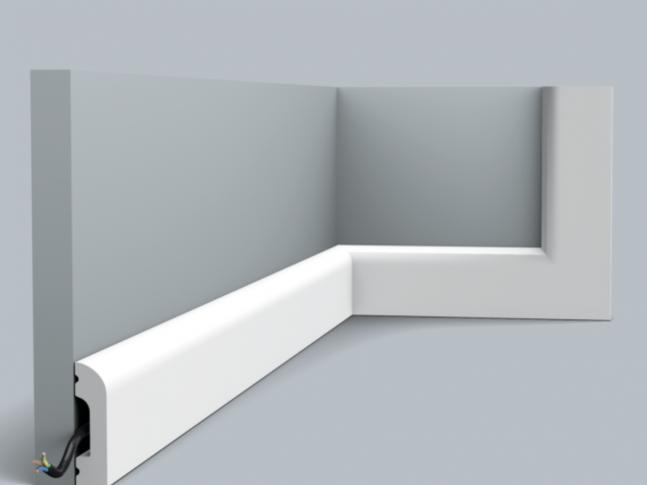 Podlahová lišta SX182 CASCADE