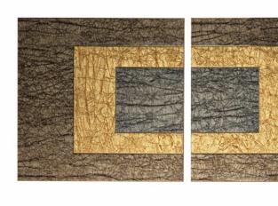 Nástěnný koberec DAMANTIO WALL ART