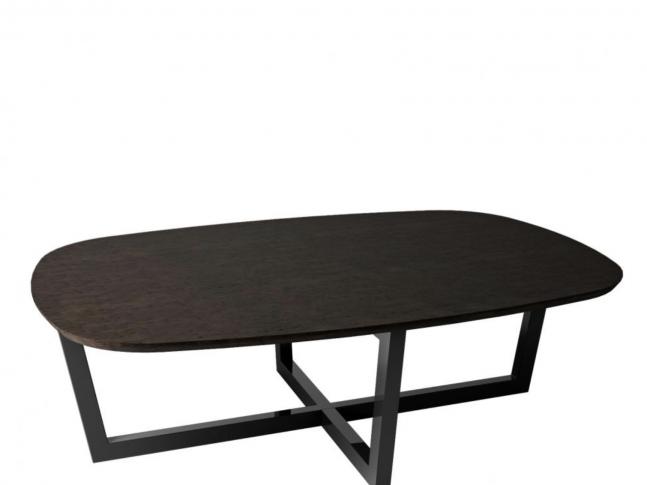 Konferenční stolek Fellini Oval