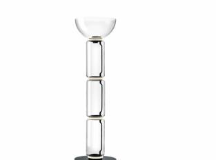 Lampa Noctambule Floor 3 High Cylinders Bowl