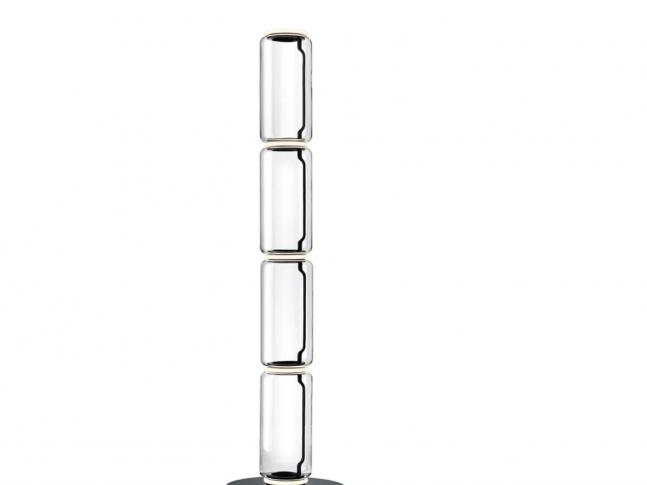 Lampa Noctambule Floor 4 High Cylinders