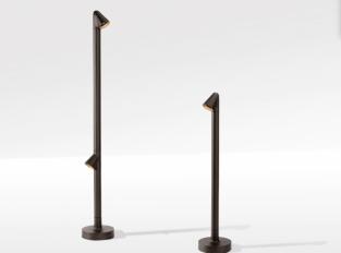 Venkovní lampa Wallstick