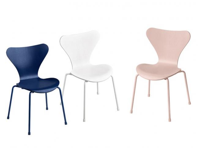Dětská židle Fritz Hansen Series 7 Children´s Chair