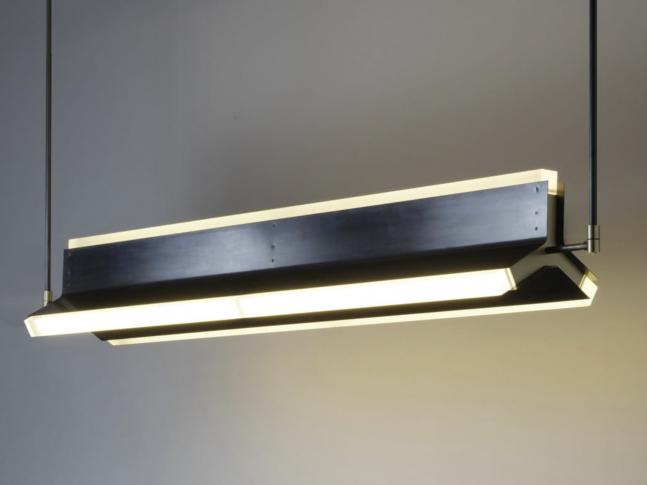 Závěsná lampa Rayon