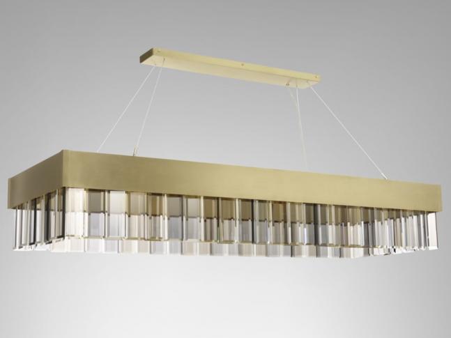 Závěsná lampa Solaris Longlight
