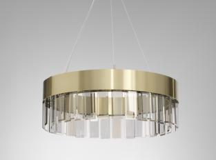 Závěsná lampa Solaris