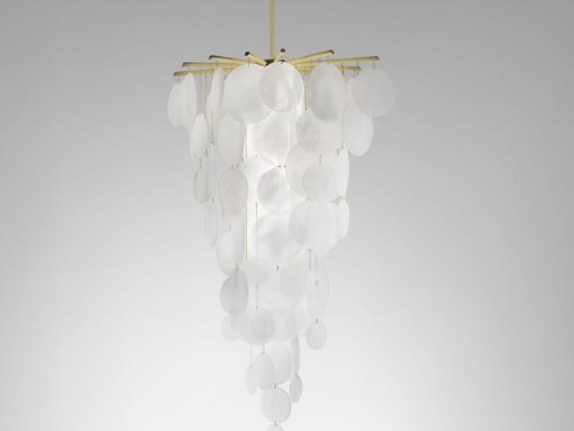 Závěsná lampa Nimbus Cascade